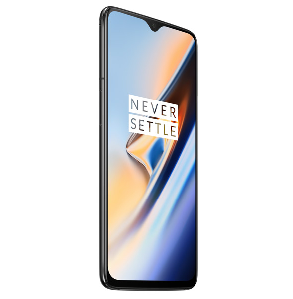 OnePlus 6T Frontansicht