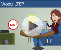 Video: Wozu LTE?